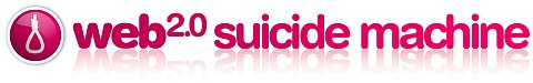 Web 2.0 Suicide Machine Logo